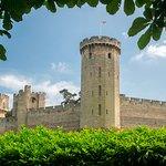A classic castle