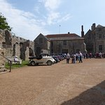 Carisbrooke Castle Photo