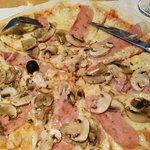Bild från Pizzeria Desetka