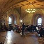 Concert at Trakai Island Castle