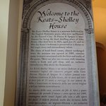 Keats-Shelley House Foto