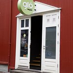 Exterior of Glo