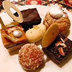 desserts that i had