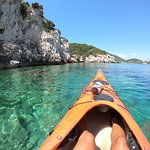 Fotografia de Sea Kayak Sardinia Day Excursion