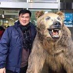 my friend .. Grizzly bear !!