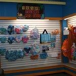The Treasure Island Pro Shop.