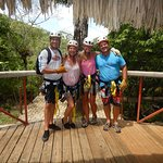 Φωτογραφία: Calico Jack's Belize Jungle Canopy and Zip Lining