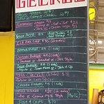 Foto de Geckos Restaurant
