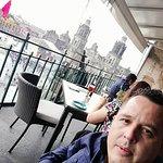 La mejor vista al Zócalo