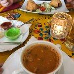 Shalimar Indisches Restaurant & Cocktailbar: LAMB Karahi