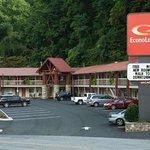 Econo Lodge hotel in Cherokee, NC