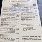 Φωτογραφία: Watery Mouth Cafe