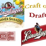 Come in to Dine with us and Beat the Heat with Summer Shandy from Jacob Leinenkugel Brewing Co.