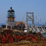 Foto Point Bonita Lighthouse
