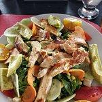 Their chicken salad