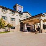 Sleep Inn & Suites hotel in Shamrock, TX