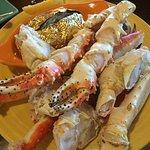 Yummy crab legs