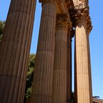 Columns and architecture.