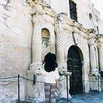 The Outside of the Alamo