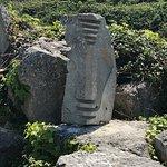 Tout Quarry sculpture 1