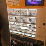 máquina expendedora