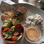 Amazing Crab cakes and sauce!