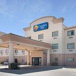 Comfort Inn hotel in Stanton, TX