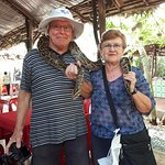One of little places we visited along the Mekong delta river