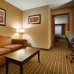 Suite Living RoomExecutive Suite Liv