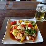 Tasty! Phad Piew Wan Seafood