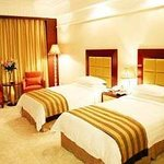 2 Executive Twin Beds Room