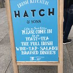 Outdoor Sandwich Board