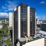 夏威夷威基基海滩凯悦中央酒店