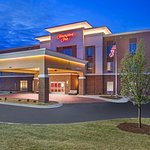 Hampton Inn Vincennes
