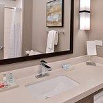 Two Double Queen Bed Suite Bathroom