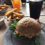 My Zihuatanejo burger