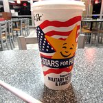 Soft Drink, Carl's Jr, Lone Pine, Ca