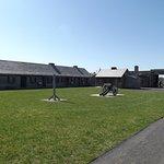 Inside Fort Stanwix