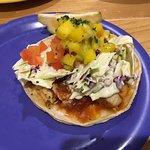 fish taco yum