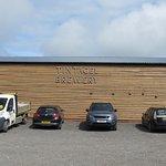 Tintagel Brewery Main Entrance
