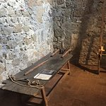 """Il """"letto di Procuste"""" per torturare i nemici"""