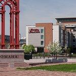 Hampton Inn & Suites Omaha - Downtown