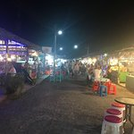 Lots of street food at Bang Niang Market
