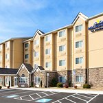 Welcome to Microtel Shelbyville