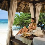 Romantic Beach Cabanas