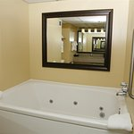 Two Room Suite with Whirlpool Tub