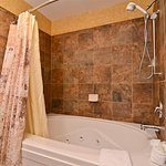 Guest Bathroom with Whirlpool