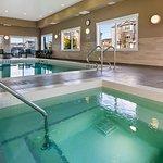 Indoor Pool Hot Tub