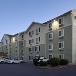 WoodSpring Suites Clarksville Fort Campbell Extended Stay Hotel Professional Exterior  x
