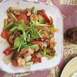Prawn cashew nut